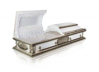 Фото 1 - Элитный гроб ФВА-2Б Вегас.