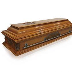 Фото 13 - Элитный гроб ФВПР-2С-Вегас.