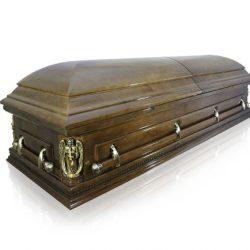 Фото 10 - Элитный гроб ФВК-2СА Виктория.