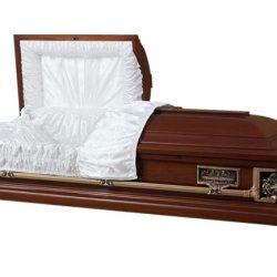 Фото 29 - Элитный гроб Pieta Madonna.