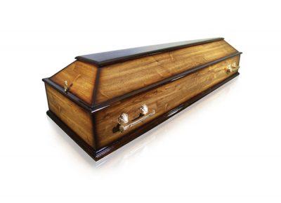 Фото 1 - Гроб деревянный ФЭ-4-Эконом.