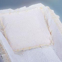 Фото 2 - Ритуальная подушка в гроб ПВГ-1.