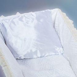 Фото 2 - Ритуальная подушка в гроб ПВГ-3.
