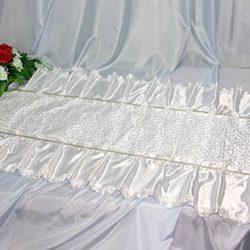 Фото 4 - Похоронное покрывало комбинированное Ангел ПК-03-4.
