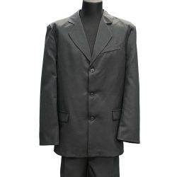 Фото 12 - Мужская одежда для похорон Серый Комплект №2.