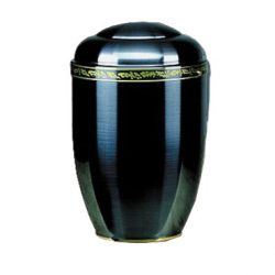 Фото 6 - Металлическая урна для праха УКМ-03.