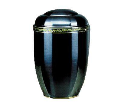 Фото 1 - Металлическая урна для праха УКМ-03.