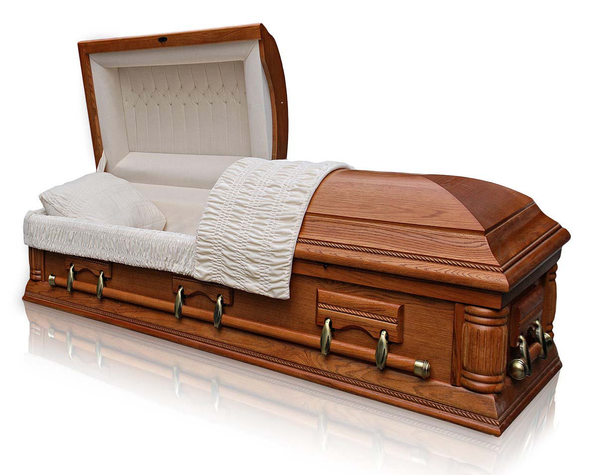 Элитный гроб Concord