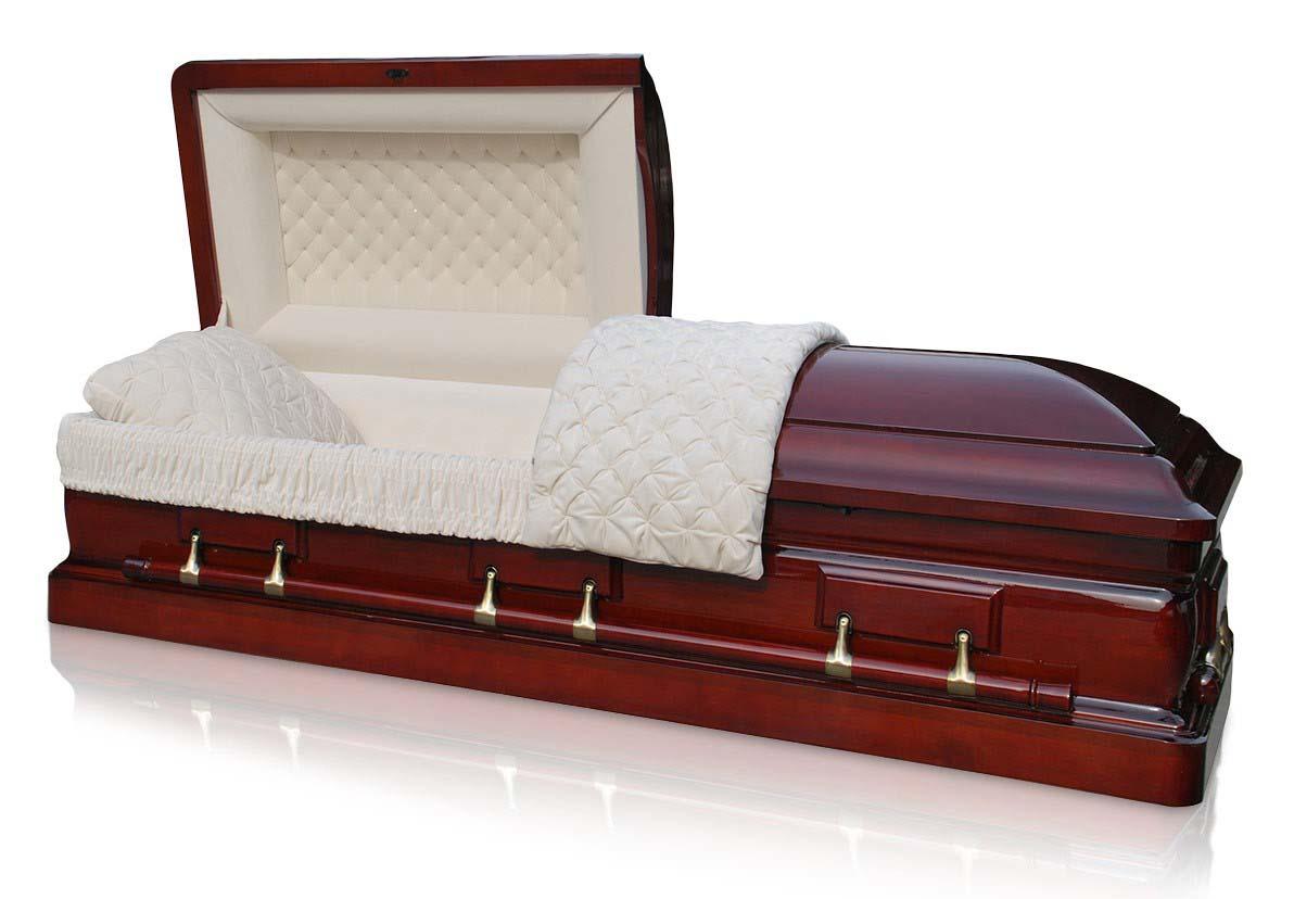 Элитный гроб Diplomat