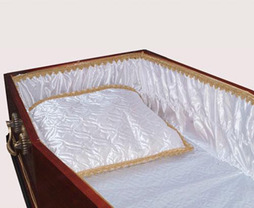 Постель в гроб стежка на 6-ти гран атлас ПС-02-1