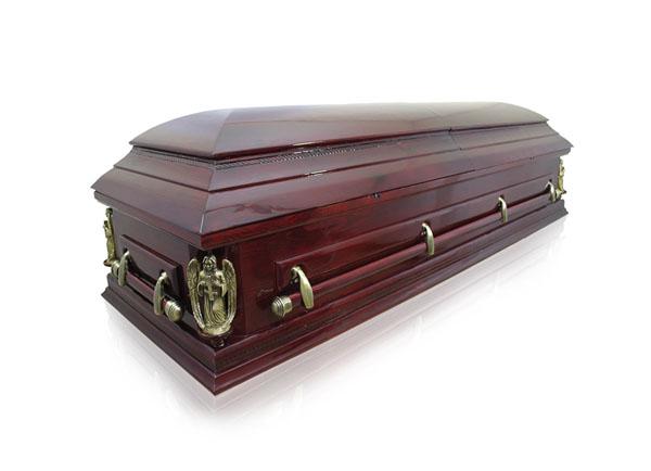 Элитный гроб ФВК-2ТА Ангел-Виктория