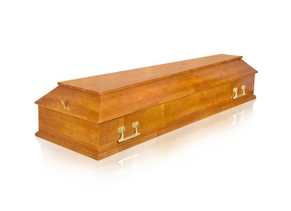 Гроб деревянный ФП-4 Питер