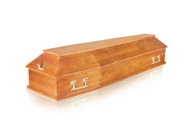 Гроб деревянный ФП-6 Питер