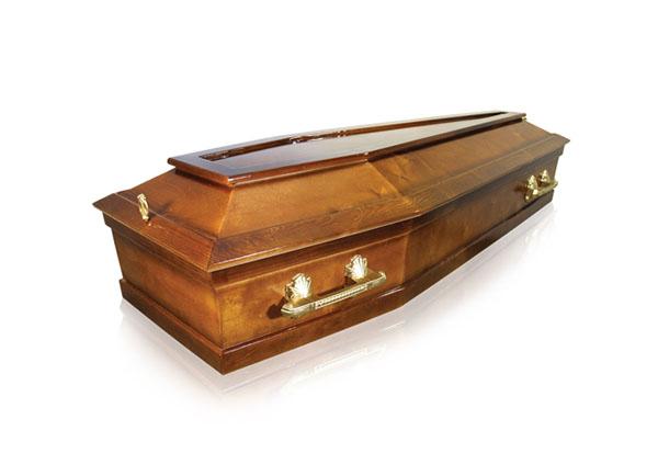 Гроб деревянный ФЭ-6-Эконом