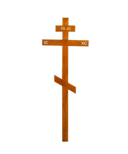 Крест деревянный КДД-03 (дуб)