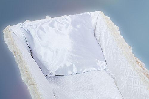 Подушка в гроб ПВГ-3